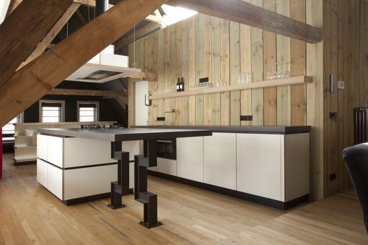 Loft boerderij te aalsmeer cris van amsterdam for Loft interieur