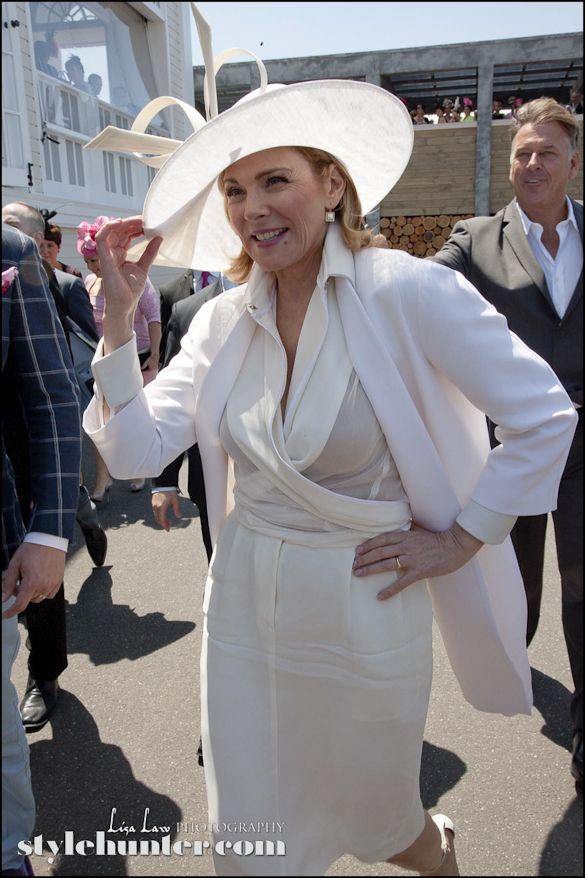 Celebrity Best Dressed: Melbourne Spring Racing Carnival 2012