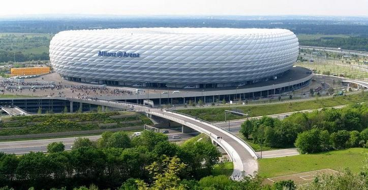 FC Bayern München Allianz Arena Capacity: 75.024