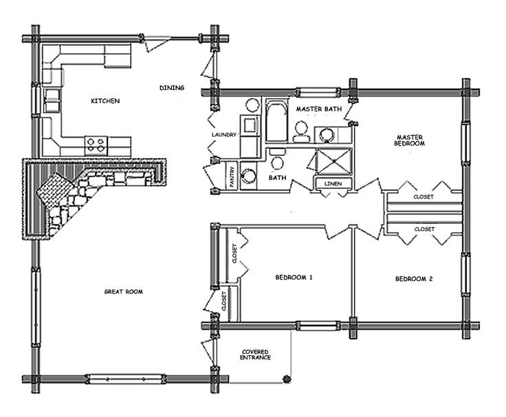 292 Best House Floor Plans Images On Pinterest House