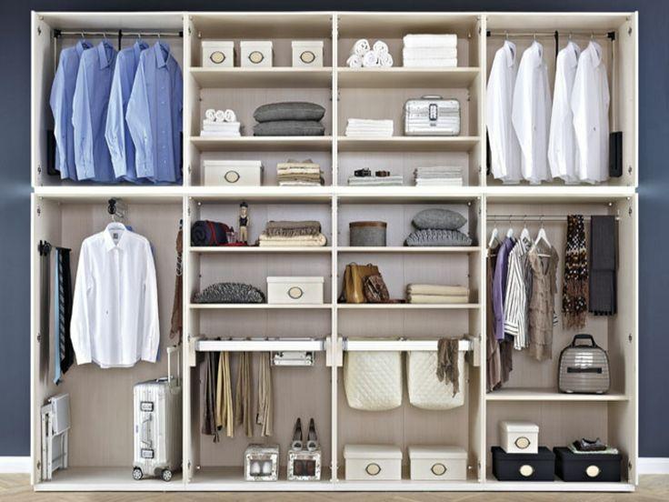 Die besten 25+ Großer kleiderschrank Ideen auf Pinterest Street - großer kleiderschrank schlafzimmer