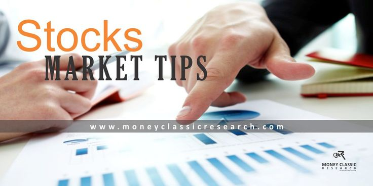 Ultimate Stock Market Tips  Stock market trading is the platform where buyers and sellers buy and sell stocks and make money. Money Classic Investment Advisers, a leading stock advisory company. We offer stock market tips the traders so that they can trade effectively and make huge return from market. Read More @ https://moneyclassicresearch.com/stock-market-tips.php