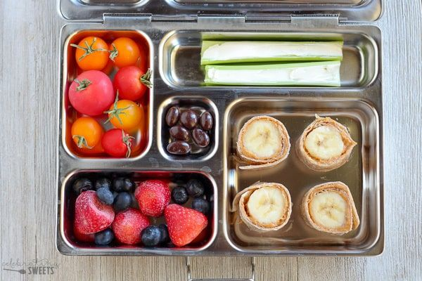 Healthy Lunch Ideas For Adults And Kids No Heating Or Microwave Needed Everything Can Be Served Chilled Or At Room Temperature Use My Print School Lunch Recipes Healthy Lunches For