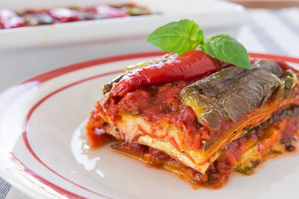 Learn how to make vegetable lasagna without noodles!