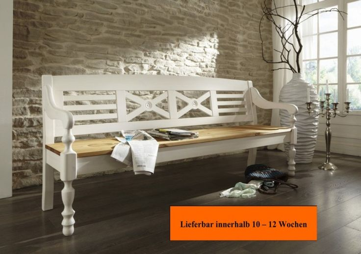 die 25 besten ideen zu bank mit lehne auf pinterest. Black Bedroom Furniture Sets. Home Design Ideas