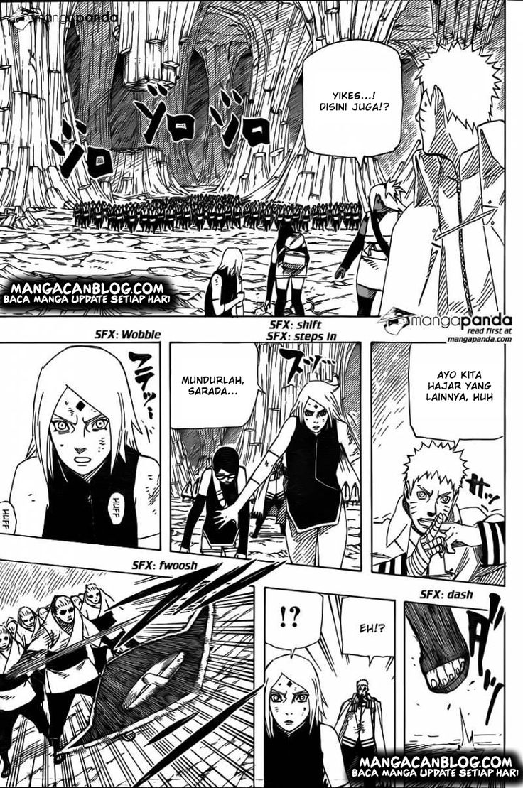1000 Ideas About Komik Manga Naruto On Pinterest Naruto