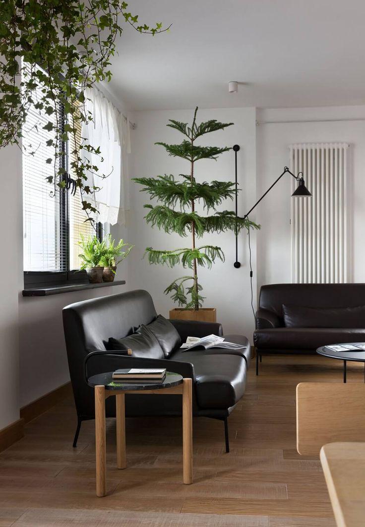 Apartment with Deer by Alena Yudina