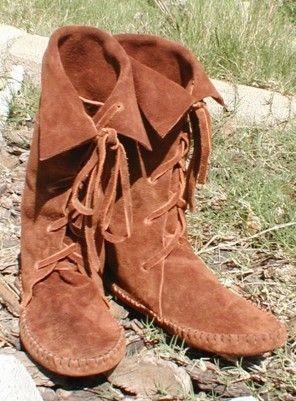 Elf Boots/ Handmade mocassins