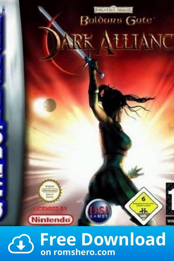 Download Baldur S Gate Dark Alliance Cezar Gameboy Advance