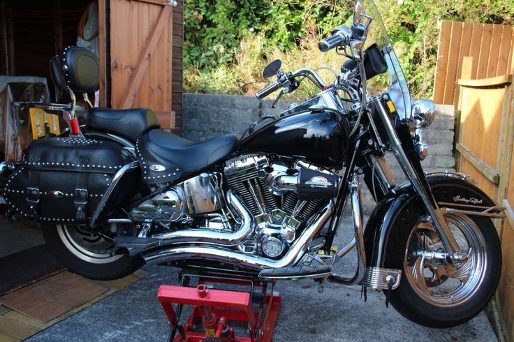 Harley Davidson Heritage Softail (2005)