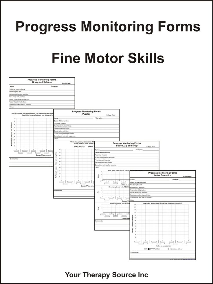 83 best images about documentation on pinterest therapy for Fine motor skills assessment checklist