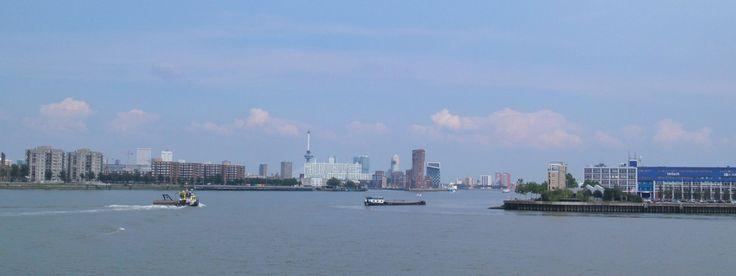 #rotterdam #port #ships #architecture #sea