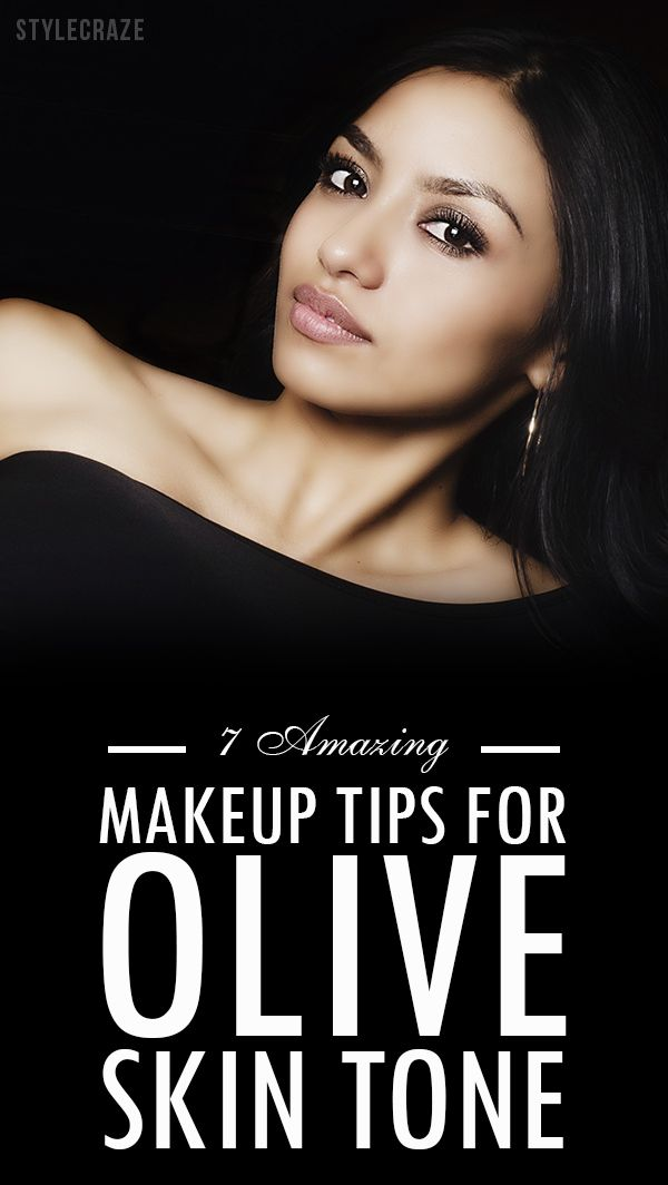 Are you having difficulty finding good makeup tips for your beautiful olive skin tone? You can stop stressing now as there are quite a few excellent ideas to help you out.