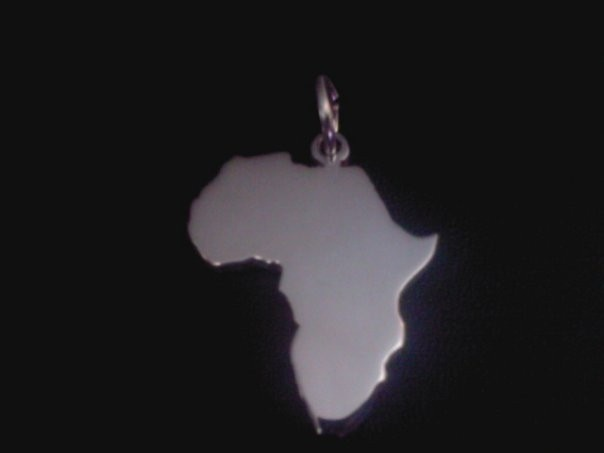 Africa Sterling Silver, £13.99