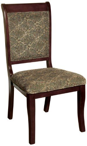 Furniture of America Bernette Transitional Style Side Cha...
