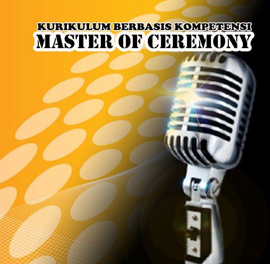Kurikulum Berbasis Kompetensi (KBK) Master of Ceremony | YPK Amanah