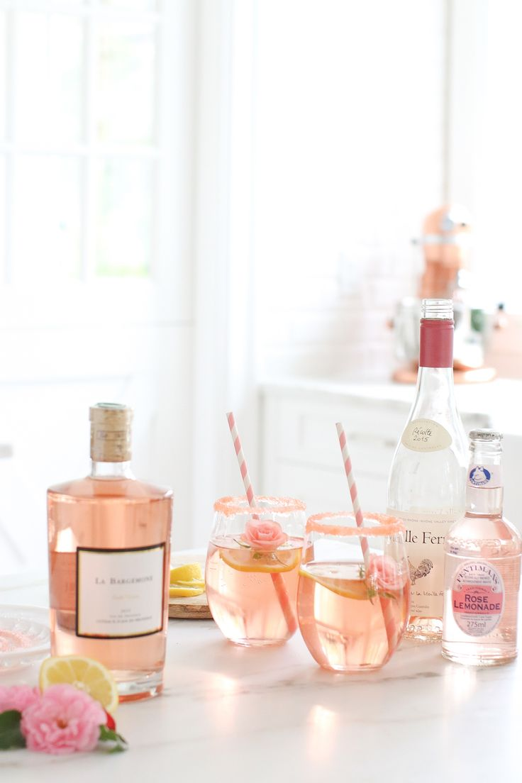 Rosé cocktail | http://monikahibbs.com