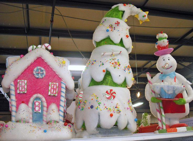 Christmas Theme Decorating Ideas 373 best christmas ideas candyland theme images on pinterest