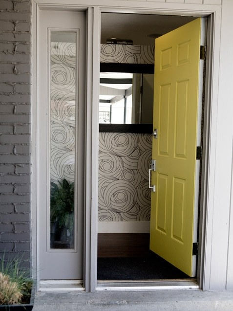 Home Decorating Ideas Home Improvement Cleaning Organization Tips Yellow Doorsinterior Exteriorexterior Designhouse