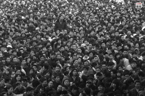With the Spring Festival now on and it being Chinese New Year's Eve today the Chun Yun migration of people around China began in earnest last weekend.