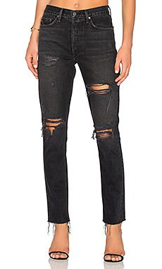 Karolina High-Rise Skinny Jean | Shop @ CollectiveStyles.com