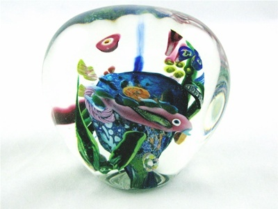paperweight: Glasses Paperweights