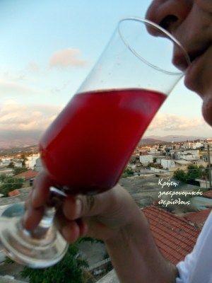 Βυσσινάδα από …βύσσινα! – Κρήτη: Γαστρονομικός Περίπλους