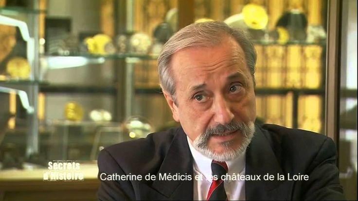 Secrets d'Histoire : Catherine de Médicis, l'intrigante des châteaux de ...