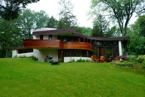 215 best images about frank lloyd wright on pinterest for Usonian house plans for sale