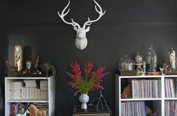 Cabezas de ciervo, el último hit decorativo