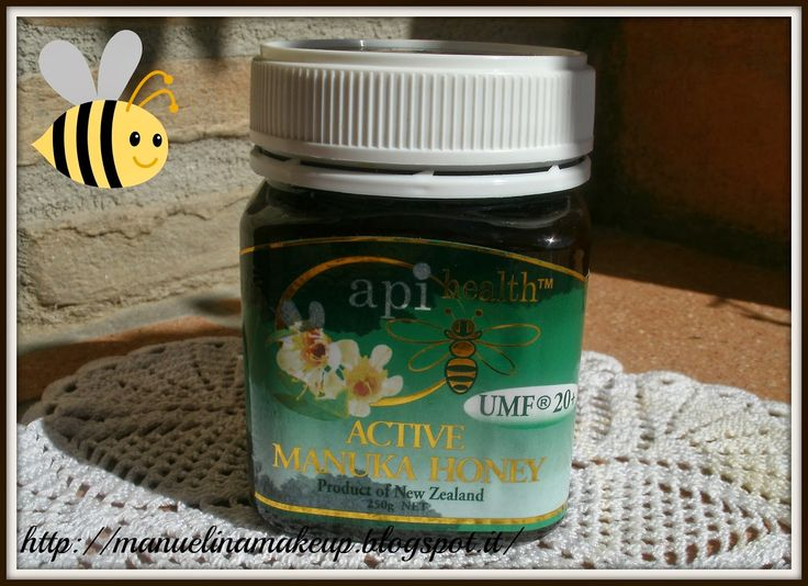 Il Blog di Manu : Il miele di Manuka UMF e i suoi tanti benefici!!!