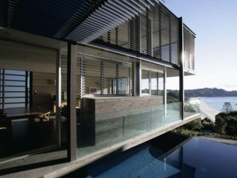 Seabird, Luxury House in Waiheke Island, New Zealand