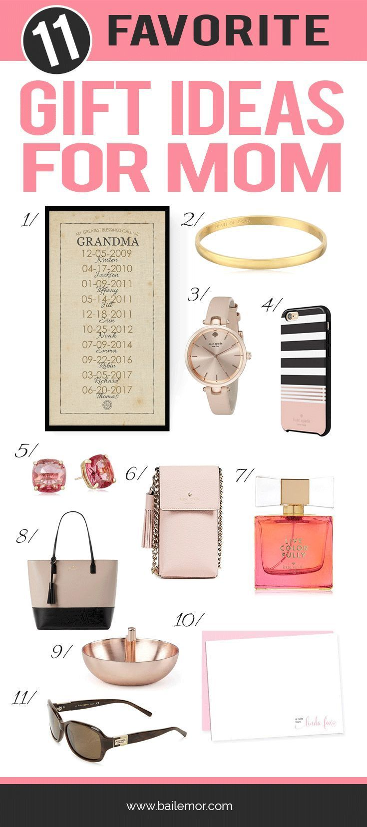 Here Are 11 Gift Ideas For Your Mother From Daughter Plus Examples Find Out What Gifts Mom Really Wants Mothers Day Or Her Birthday Present