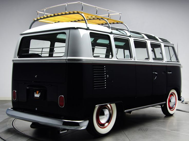 1963-67 Volkswagen T-1 Deluxe Samba Bus..Re- pin brought to you by #lLowcostcarIns. at #HouseofInsurance #Eugene,Oregon