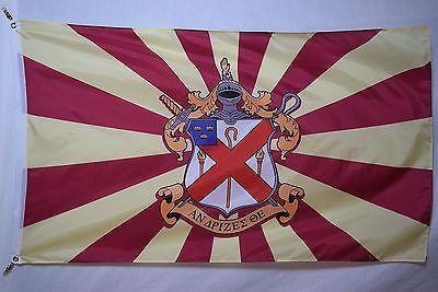 Alpha Chi Rho Var 4 Coat of Arms
