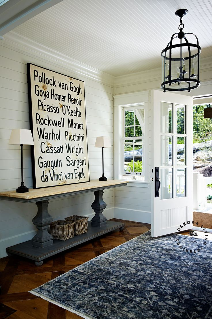 Lake house living room decor - Find This Pin And More On Muskoka Living Coastal Homes 52 Suggestionsdaily Interior Design Ideas
