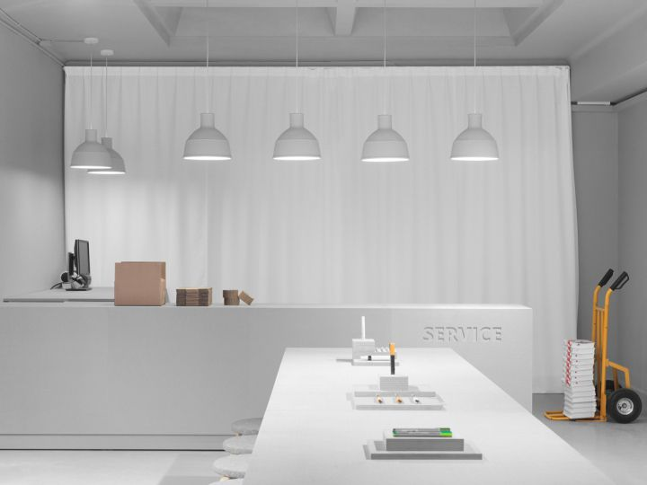 Pen Store by Form Us with Love, Stockholm – Sweden » Retail Design Blog
