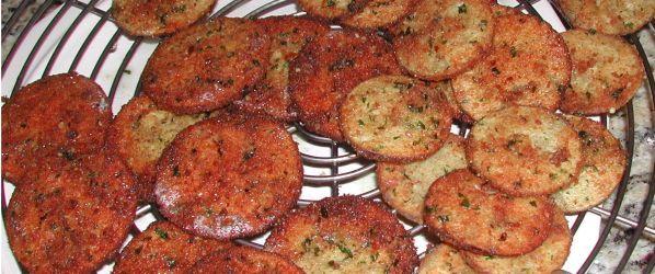Fried Eggplant Aubergine Recipe - Genius Kitchen