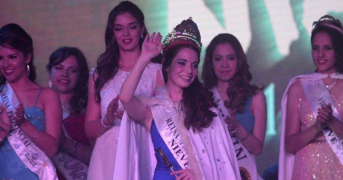 Malargüe vibró con su Fiesta Provincial de la Nieve y eligió reina - Delfina…
