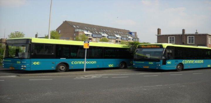 Openbaar vervoer maakt positieve ontwikkeling door.
