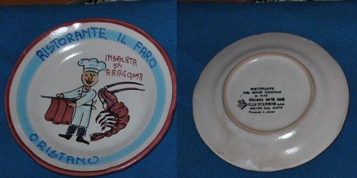 piatto del buon ricordo ristorante il faro insalata di aragosta