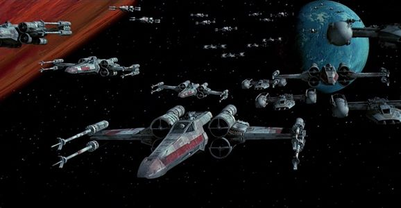 Star Wars Spin-Off Film To Focus On X-Wing Red Squadron?