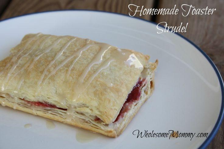Toaster Strudel | Breakfast, Lunch, Dinner | Pinterest