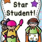 All+the+Star+Student+templates+you'll+need+to+make+Star+Student+a+success+in+your+classroom!!   What+You+Get:  ~Star+Student+Letter+Home+(English+a...