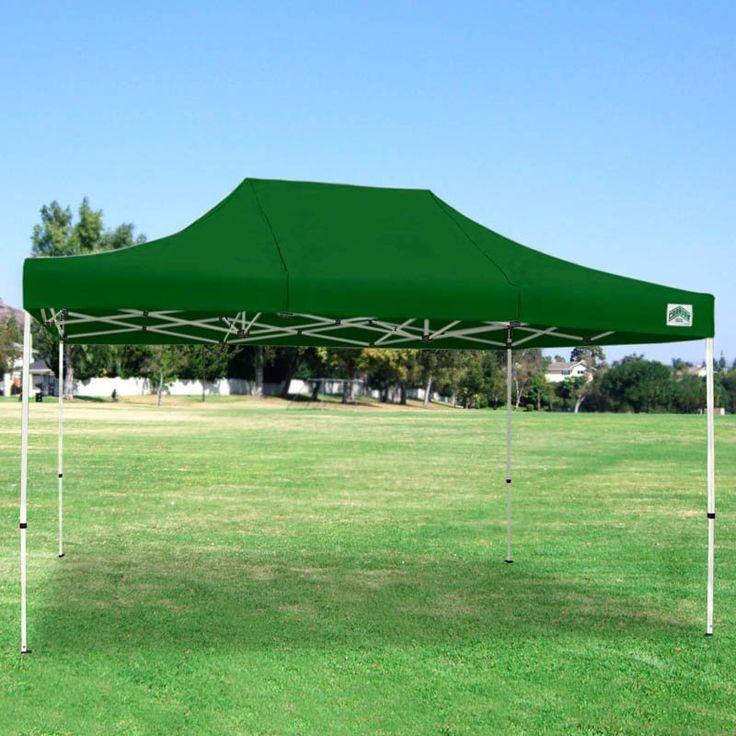 Caravan Sports 10x15 ft. Classic 500 Denier Heavy Duty Commercial Canopy - 21503205032 & Best 25+ Commercial canopy ideas on Pinterest | House canopy Door ...