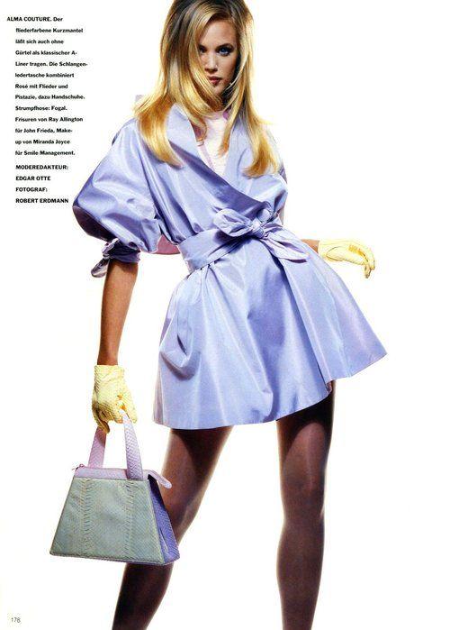 Vogue (Germany) January 1991