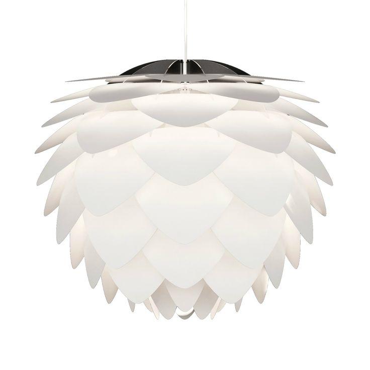 SILVIA - Suspension Blanc L Vita  design William Ravn  Marque Vita  69.00 lightonline.fr