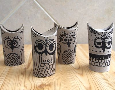 Toilet roll owls.400
