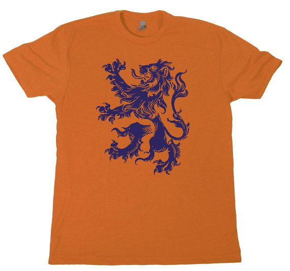 HOLLAND TSHIRT retro vintage the netherlands dutch by DeezTees, $10.00