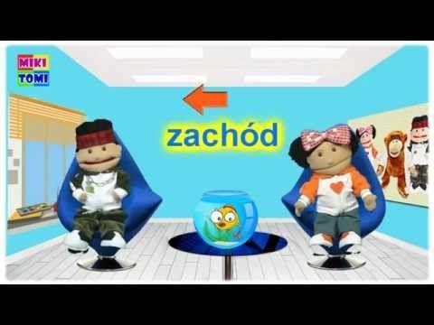 Piosenki dla dzieci - Kierunki świata - ekipa MIKITOMI - YouTube